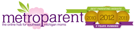 Metroparent - The Online hub for Southeast Michigan Moms - Website Link